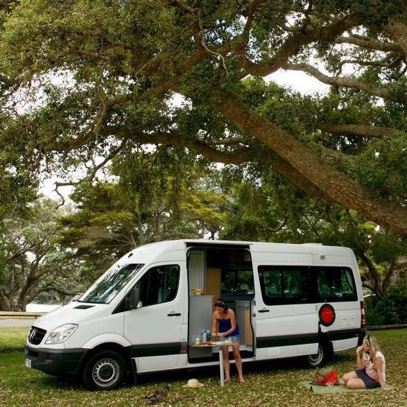 Camper huren Australie