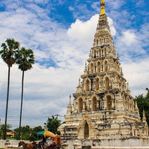 Chiang Mai Thaintro Tour