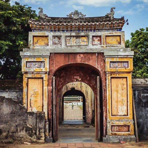 Hue, Vietnam tour 17 dagen