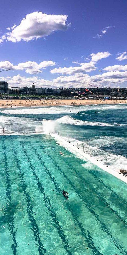 Bondi Icebergs - Jongeren Groepsreis Sydney