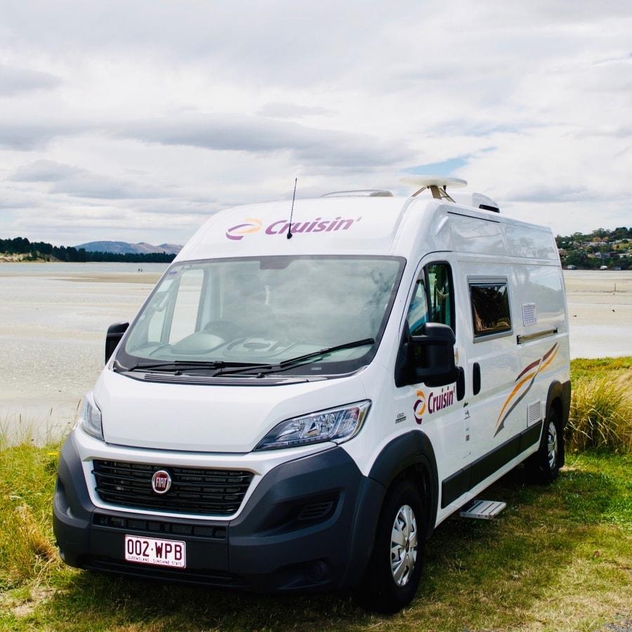 Cruisin Sandpiper camper huren in Australie