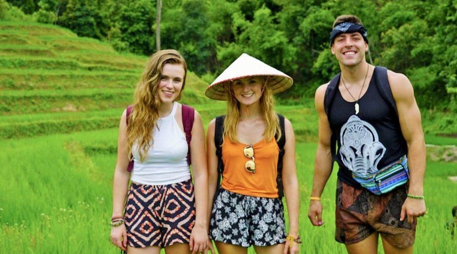 Hill Tribe Trek in Thailand