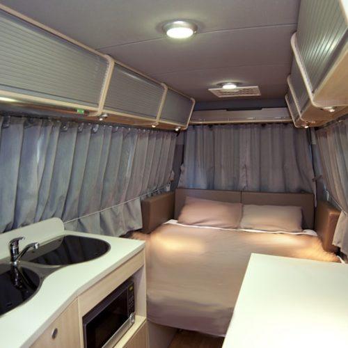 Maui Ultima camper huren bij Oak Travel