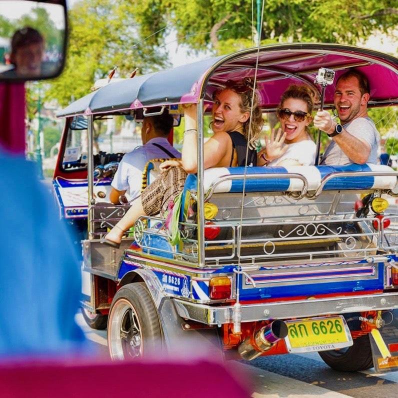 Thailand Intro groepsreis