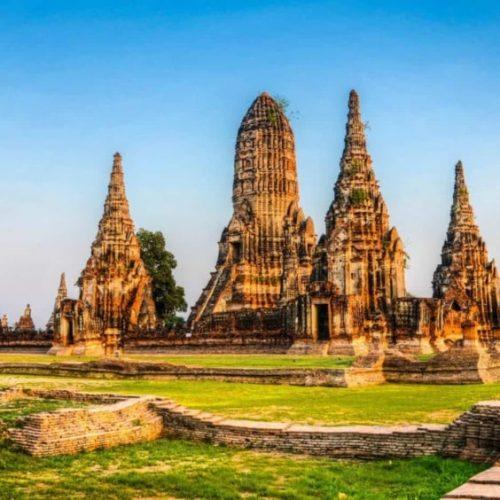 Thailand Northern Groepsreis Oak Travel