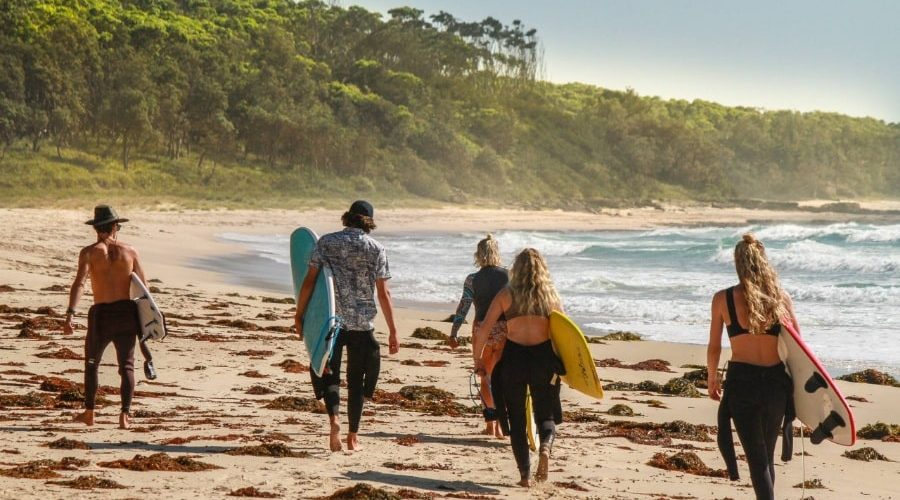 Surf Weekend Sydney