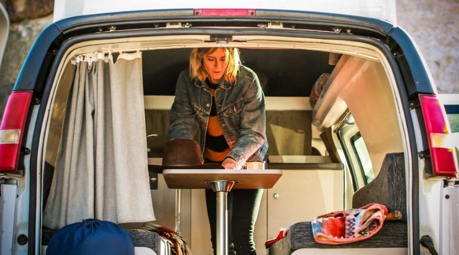 Travellers Autobarn Kuga camper huren in Amerika en Canada