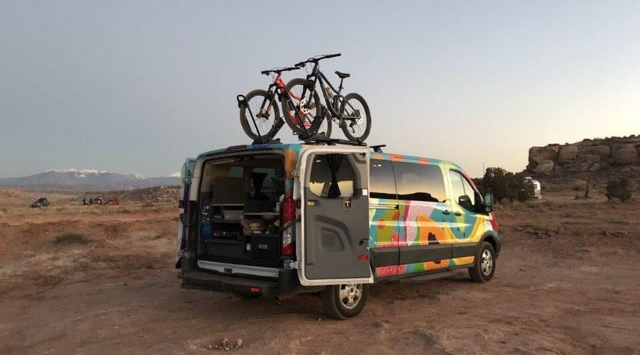 Escape Big Sure Camper huren in Canada en Amerika