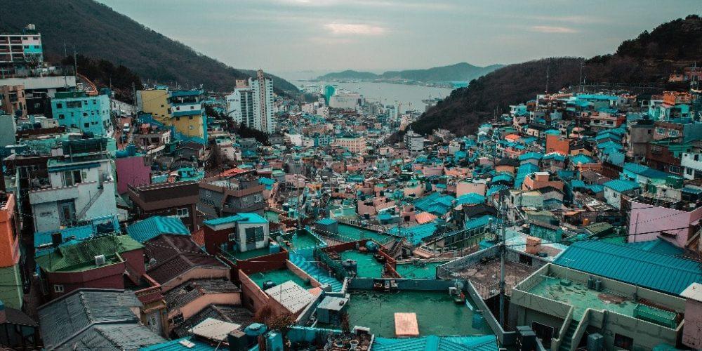 Bezoek de Gamcheon Culture Village tijdens de Zuid-Korea Adventure Groepsreis