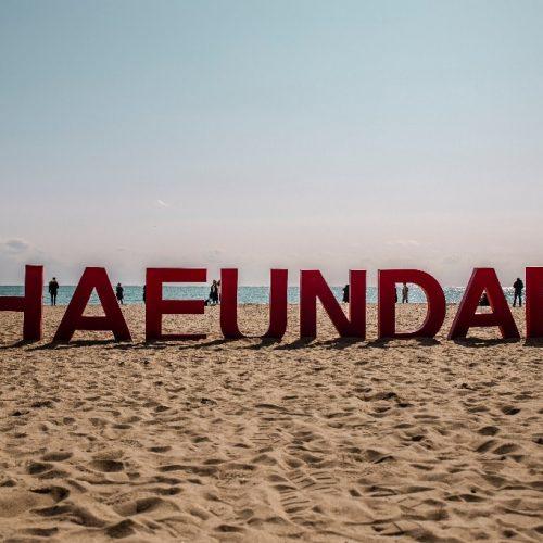 Bezoek Haeundae Beach tijdens de Zuid-Korea Adventure Groepsreis