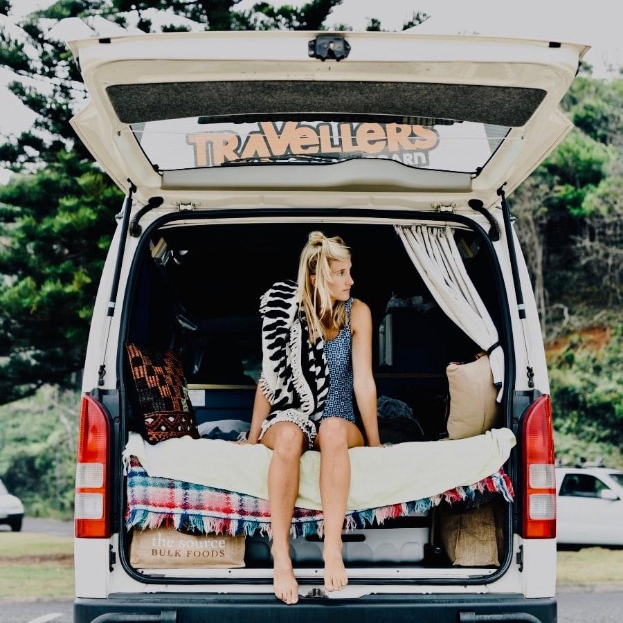 Camper kopen of huren in Nieuw-Zeeland