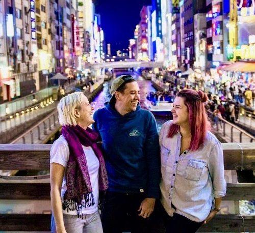 Ontmoet de groep in Tokyo voor de Japan Adventure Groepsreis