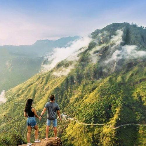 Bezoek Little Adama's Peak tijdens de Sri Lanka Experience Groepsreis