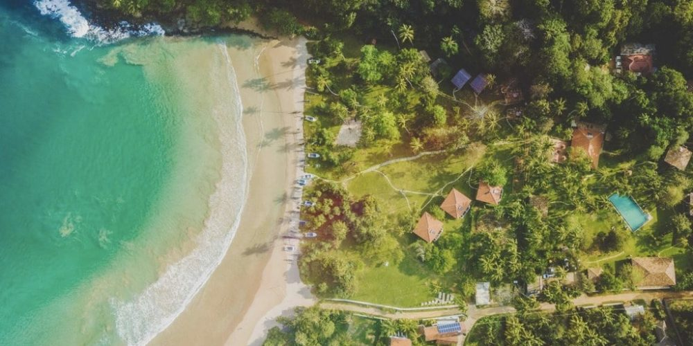 Sri Lanka Talalla - Eco Retreat tijdens de Sri Lanka Experience Groepsreis