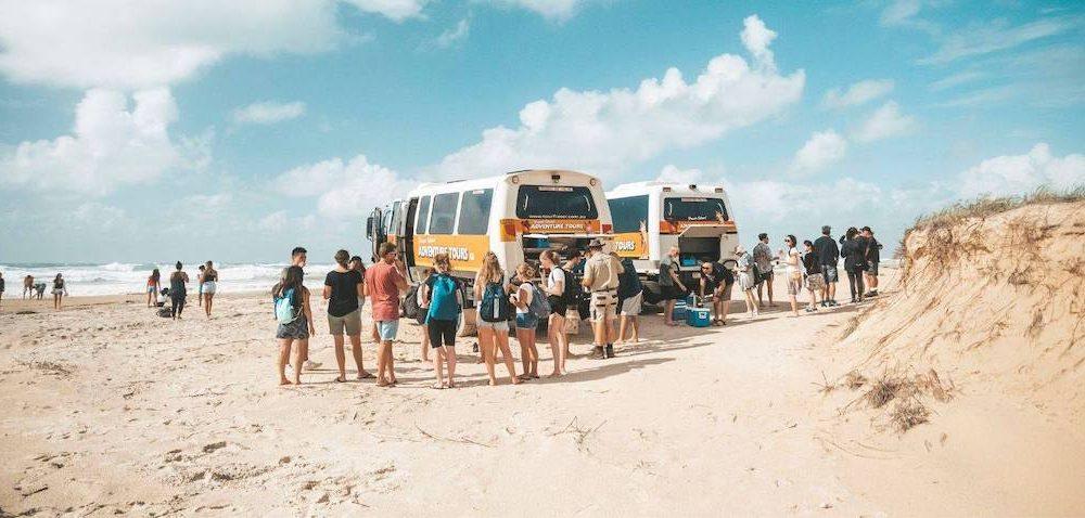 Bezoek Fraser Island met de Oostkust Classic Jongerenreis