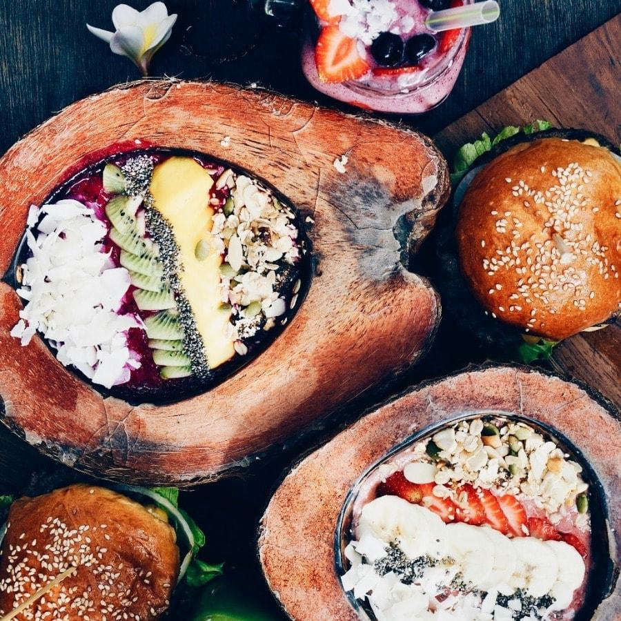 Tijdens Bali & Java Groepsreis een gezond ontbijt