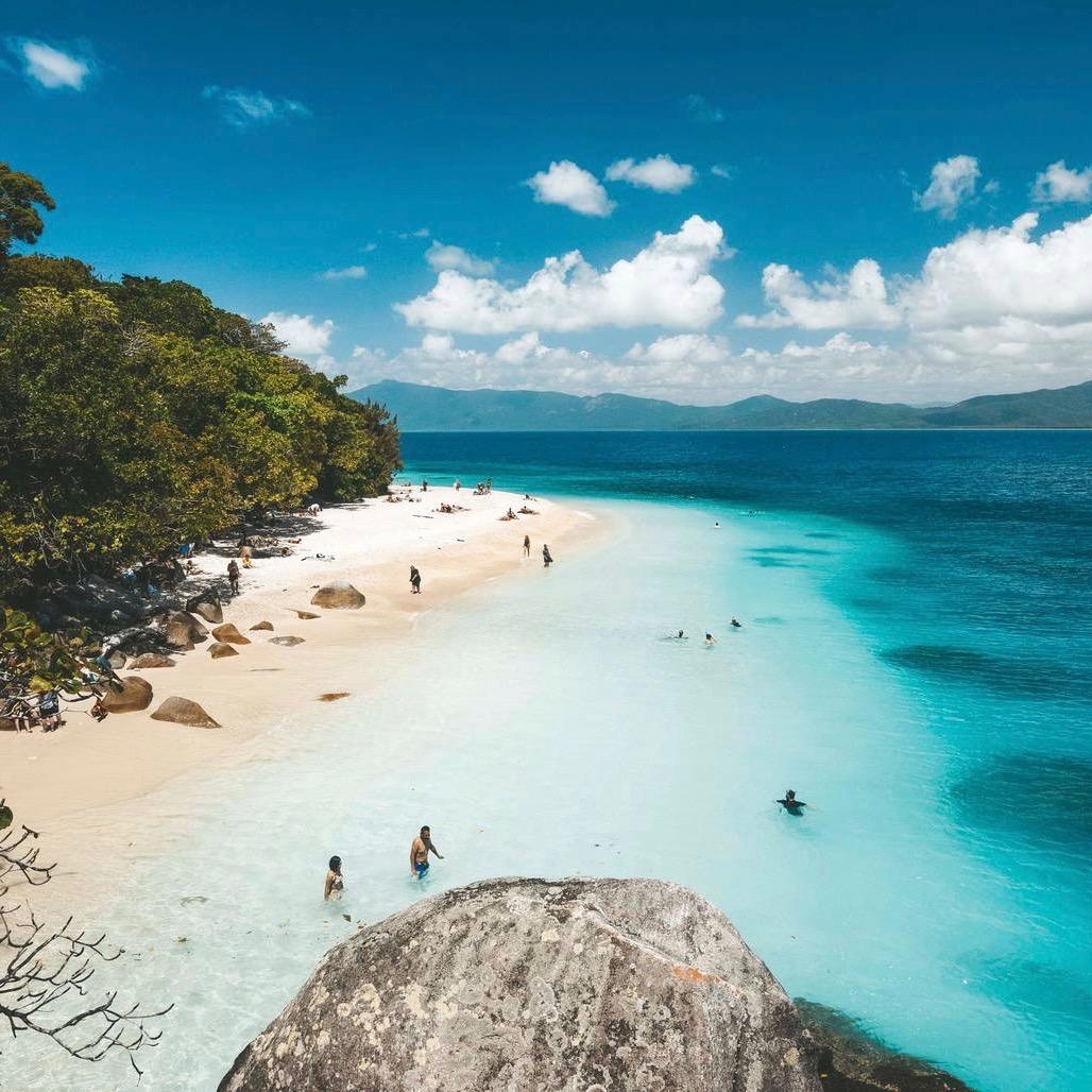 Mooie stranden ontdekken met de Queensland Adventure Groepreis