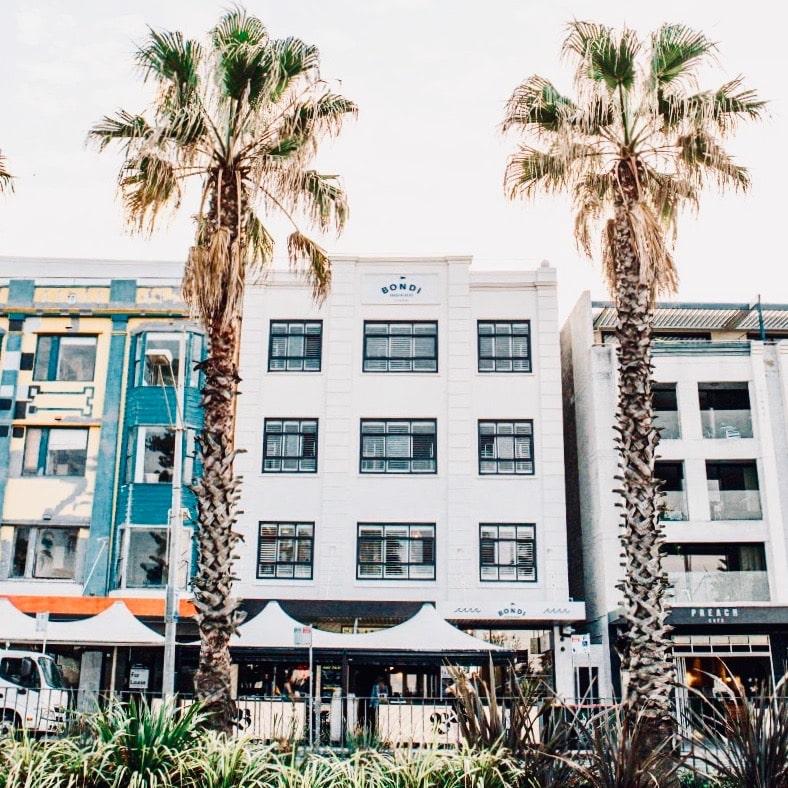Overnacht met je hostelpas bij Wake Up! Hostel aan het strand van Bondi