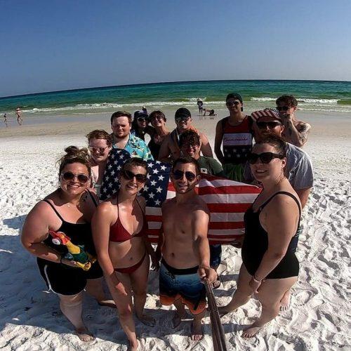 Met groep reizigers op reis met de American Dream Groepsreis