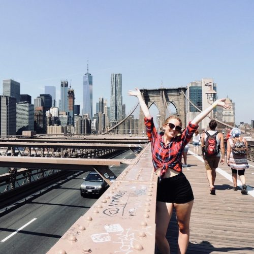 In New York voordat de American Dream Plus Groepsreis van start gaat