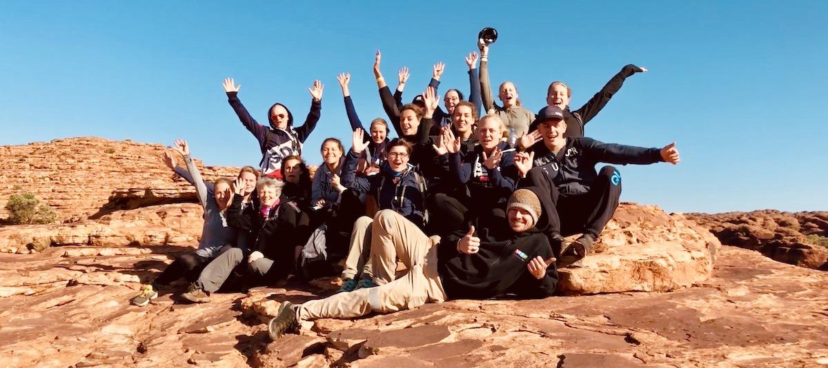 Ontdek de outback van Australie met de Outback Adventure Groepsreis voor jongeren