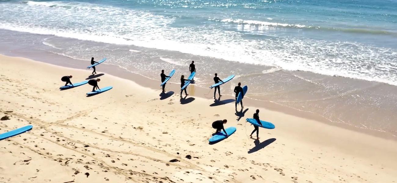 Paradise Surf Weekend bij de beste surfschool in Australie