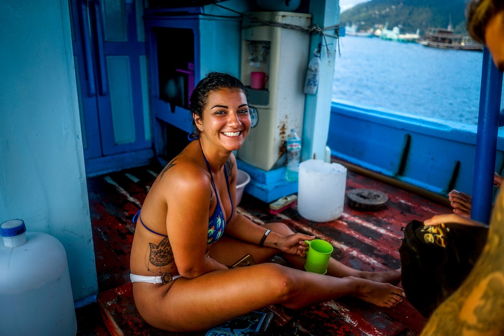 Reis voor een duiksessie naar Koh Tao in Thailand