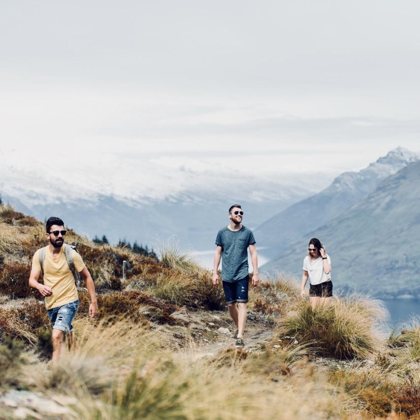 Hiken door de bergen van Nieuw-Zeeland met de Ultimate Groepsreis