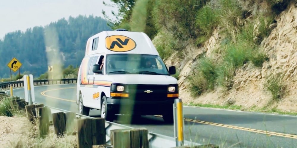 Hitop Campervan USA van Travellers Autobarn