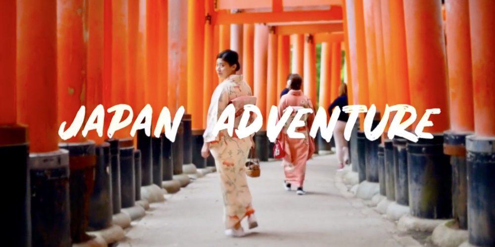 Japan Adventure Groepsreis voor jongeren