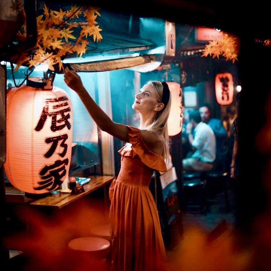 Japan Wanderer jongerenreis