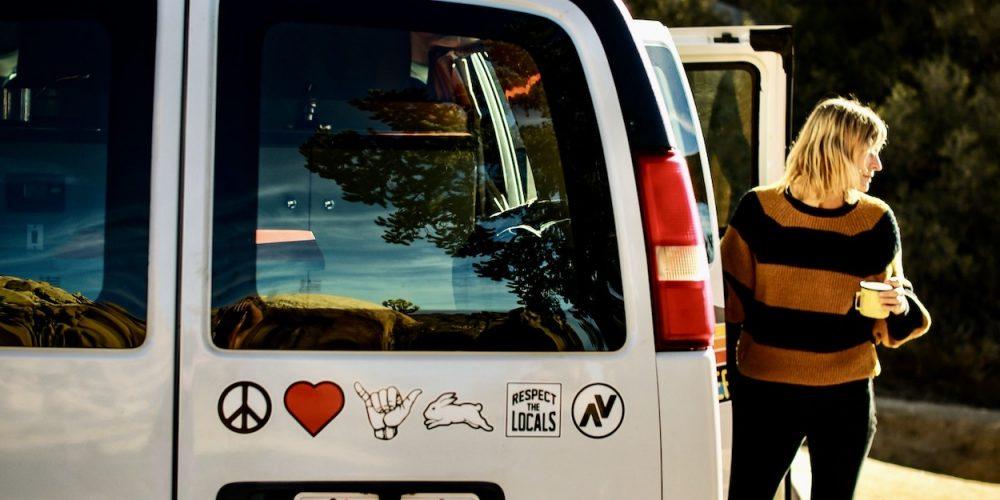 Kuga Campervan in Amerika van Travellers Autobarn
