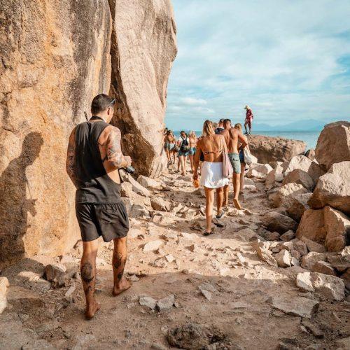 Magnetic Island Fort Walk met de Oostkust Experience Groepsreis