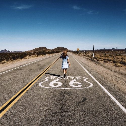 Route 66 roadtrip met de East to West Groepsreis door Amerika