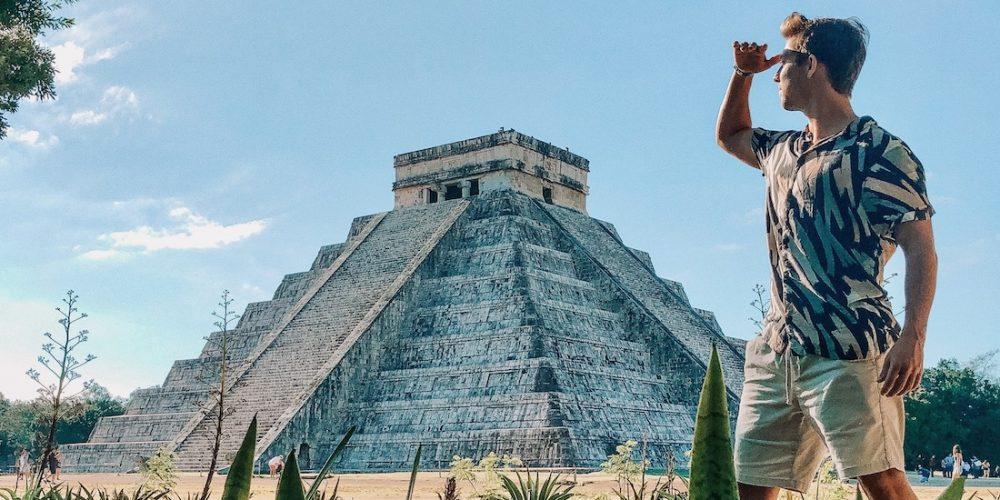 Met de Mexico Yucatan Experience groepsreis ontdek je de cultuur en de stranden van Mexico