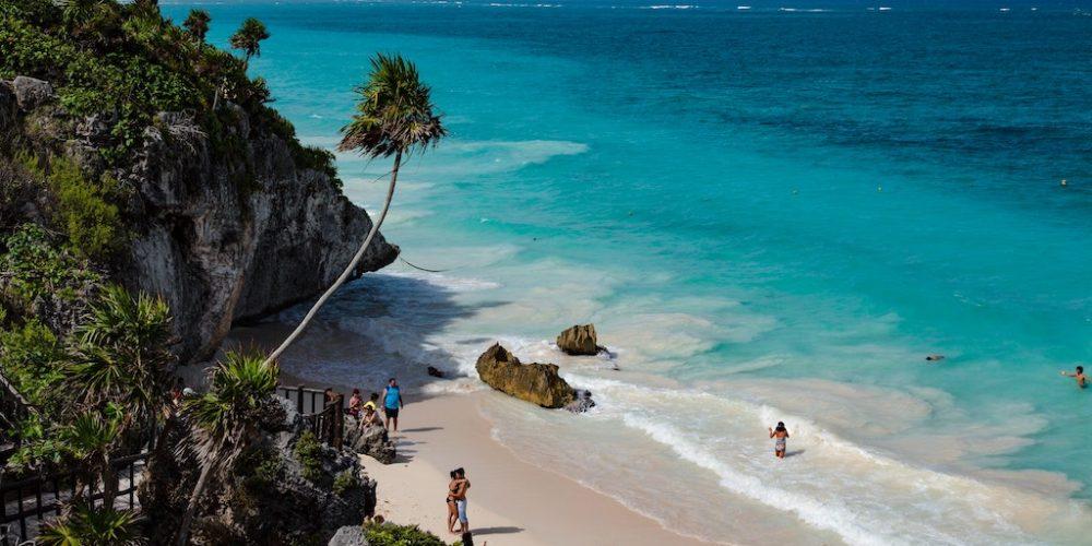 Ontdek met de Mexico Yucatan Experience Groepsreis de mooiste stranden