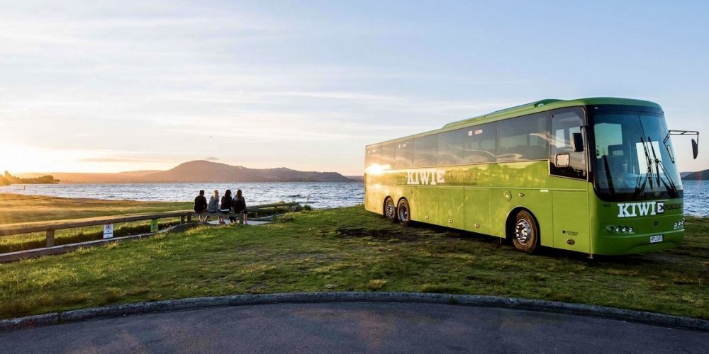 Kiwi Experience Bus Northern Cape