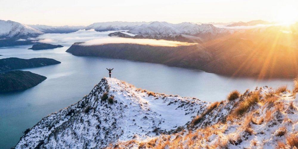 Tijdens je tussenjaar de magische bergen in Nieuw-Zeeland ontdekken