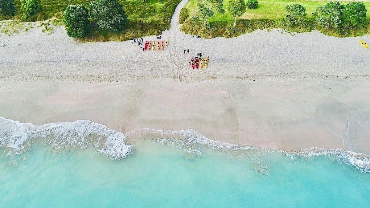 Ontdek het magische Noordereiland en het ruige Zuidereiland van Nieuw-Zeeland