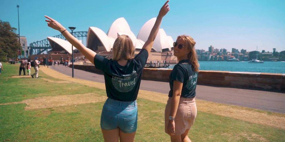 Begin aan je werkavontuur in Australie met het Sydney Plus startpakket