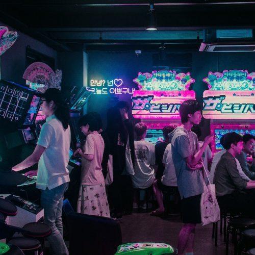 Games spelen in Zuid-Korea