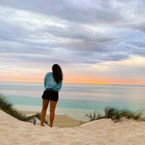 Geweldige surfstranden van Australie