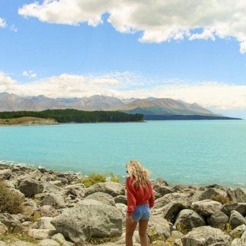 Het zuidereiland van Nieuw-Zeeland kent een ontzettend mooi landschap