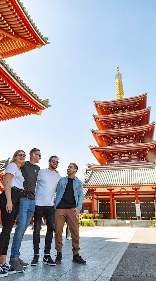 Japan Adventure jongerenreis zal je nooit vergeten