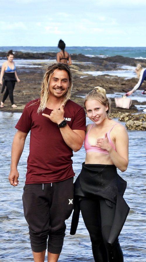 Je krijgt surfles bij de beste surfschool van Australie