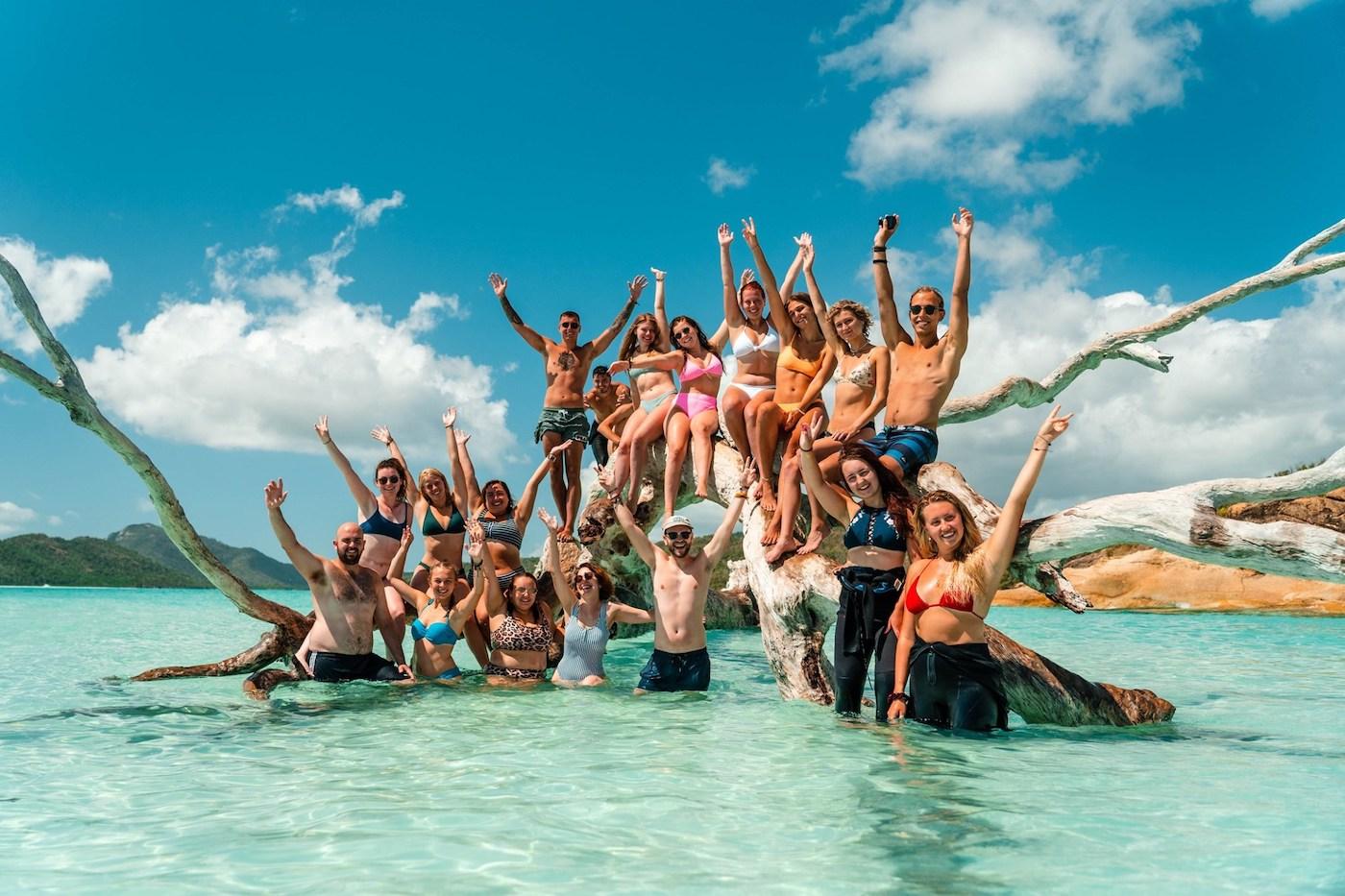Leuke mensen ontmoeten tijdens de individuele rondreis oostkust Australie