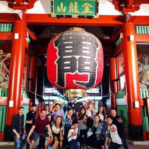 Met een jongerenreis door Japan reizen