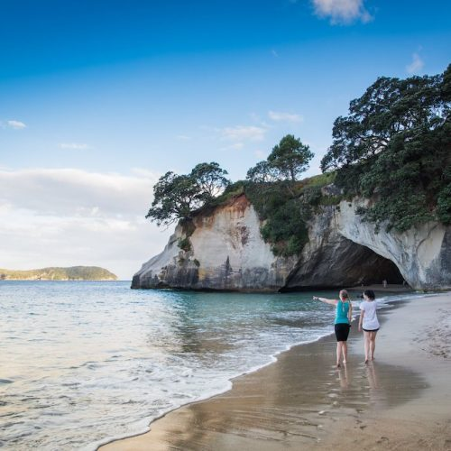 Te Whanganui-A-Hei Marine Reserve