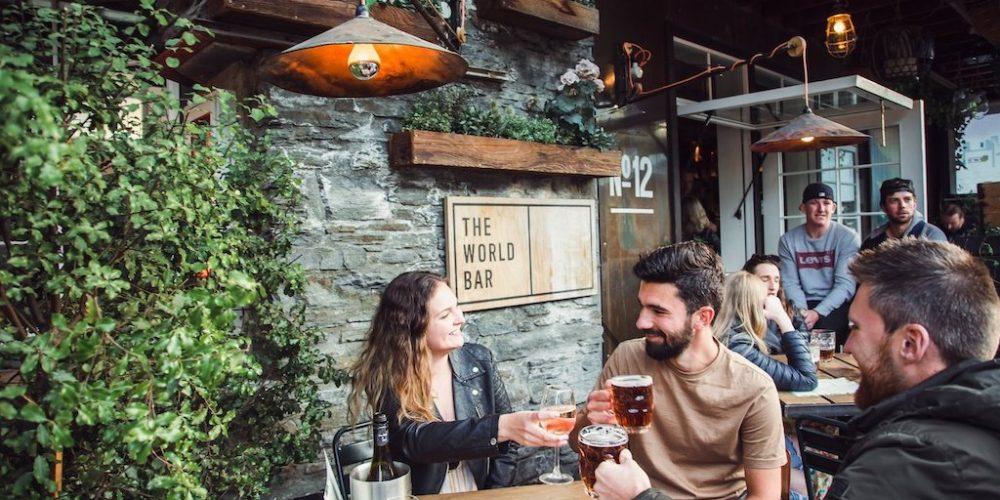 The World Bar Queenstown New Zealand
