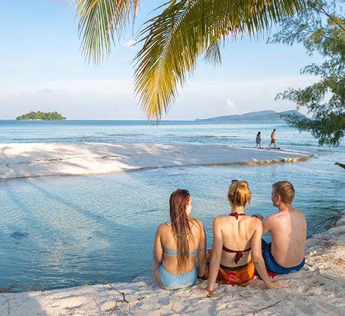 Koh Rong Cambodja met Oak Travel